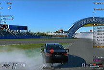 Gran Turismo Drifting