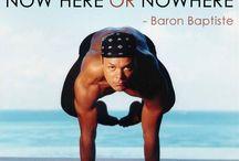 Baron Baptiste Yoga