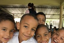 OCC Selfies / Children have lots of fun at shoebox gift distributions, including taking their own selfies!
