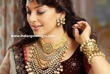 Jewellery / by Vibhuti Patel