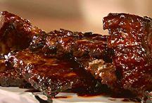 Chinese food / Ribs