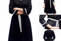 KiRiVOO Garments / Front & Back Looks