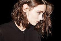 すてきな髪