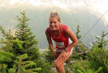 Trail : People / Trail : Pro Runners / by RRRRunner