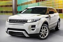 Cars: Range Rover