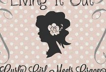 Curly Girl Meets Grace / All things Inspirational From The Heart.... / by Alecia Ferrell