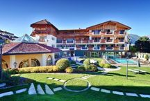 Dolomiten Wellness Residenz Mirabell***** / Discover the wonderful landscape of the Pustertal Valley, where our 5 star hotel Mirabell at the Kronplatz / Plan de Corones is located.