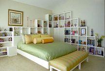Organização do Quarto / Todas as dicas para manter o quarto arrumado