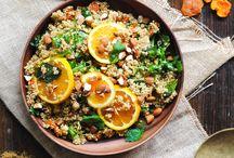 Quinoa salad / Quinoa salad
