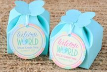 Create Your Own Baby Shower Favors