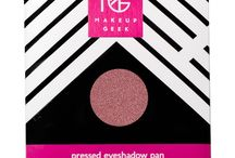 #BBxMakeupGeek / The single eyeshadows I would love to have from Makeup Geek.