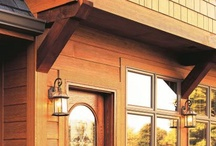 Looks We Love / Repins of great residential projects, showcasing CertainTeed products