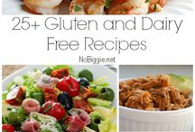 Gluten free recipes / by Lauren Walt