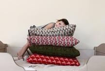 Cushions + Throws