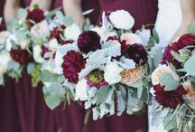 Fall Wedding Floral Inspiration