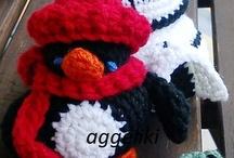 my crocheting creations