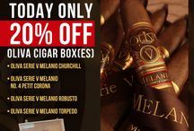 Cigar Deals / Special promotions on premium cigars, only at Mike's Cigars  / by Mike's Cigars