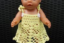 Pop baby born haken