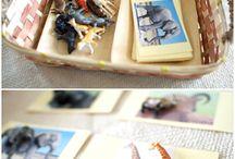 kids- worksheets & crafts