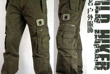 Garment - trousers