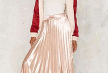 Skirts and Shorts Wishlist