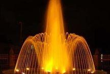 Outdoor Musical Fountain in Chennai