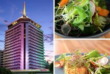 Healthy Dishes at Dusit Hotels & Resorts