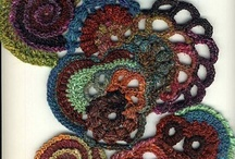 Free Form / Free Form crochet and knitting