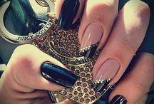 nail addiction