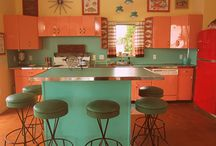 retro kitchenmania / by Nicki Porter