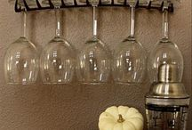 pohár tartó