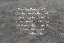 Writing Prompts 2 / Writing | Prompts | Inspiration | Starters | Dialogue | Inspiration | Plots | Conversation | Writing Prompts | Story | Read | Write | Novel | Writers of Pinterest