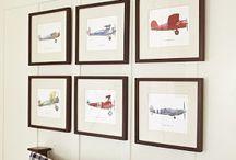 dekoracje na ścianach | wall decorations