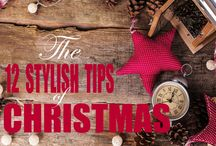 12 Days of Christmas Style / Check out our fun, yet informative guide to Christmas Style...we will be adding a new tip each day for the next 12 days so make sure you don't miss any!