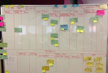 Agile Boards / A collection of inspiring and cool physical agile boards.