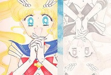 Sailor Moon / by M Cro