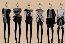 Силуэты, модные тенденции