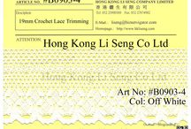 """New Lace Trims Pattern / We are Lace Trims Manufacturer and Supplier  For All """" New Style Collection """" Coming season  Most of Lace Trims is sold exclusively here Official Website http://www.hkliseng.com   BlogCatalog: http://laceandtrims.weebly.com  Lace Trimming http://lacetrimsupplier.blogspot.com  Alloy Button and Buckles http://alloybutton.blogspot.com   1. Excellent quality.  2. Reasonable price.  3. Prompt delivery.  4. Satisfying service.  Hong Kong Li Seng Co Ltd  E-mail: liseng@biznetvigator.com"""
