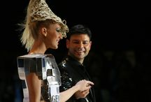 """Francek for Elgon"" - Top Hair International 2014 / At the Top Hair International fair in Dusseldorf, the famous hairstylist Francek Prsa held the ""Francek for Elgon"" show, with 2014 Miss Germany as special guest."