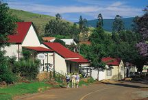 Honeymoon / Trips to the Eastern Transvaal