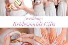 Bridesmaid Thank You Gifts