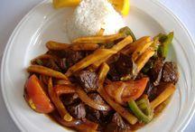 Peruvian Food / by Mandy Steinhardt