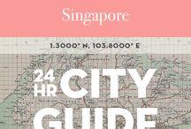 Travel HK & Singapore