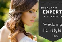 Bridal Hair Tips / Bridal Hairstyle tips by experts