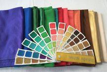 analiza kolorystyczna chusty