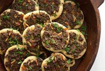 Lebanese pies