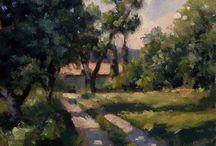 Pascal giroud / Peinture