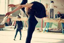 Rythmic gymnastics <3