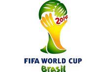 Logos das Copas / Logos das Copas do Mundo de Futebol de 1930 à 2014