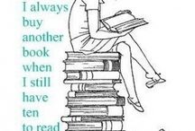 Books, books, books and other stuff about books